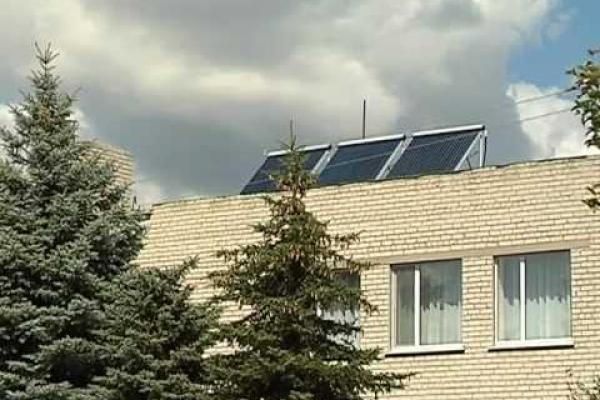 """Вбудована мініатюра для GEF SGP Ukraine """"Energy saving and renewable solar energy usage"""""""