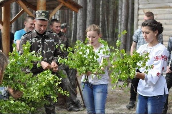 "Вбудована мініатюра для GEF SGP Ukraine: ""Preservation and rehabilitation of flora and fauna in Polissya region"""